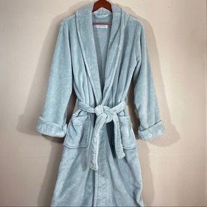Restoration Hardware Luxury Plush Robe SZ S